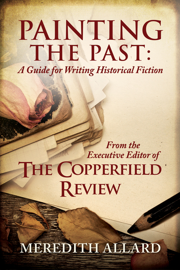 Painting the Past - A Guide for Writing Historical Fiction - cover