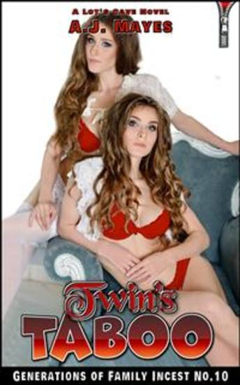 Twin's Taboo - Generations of Family Incest No10 - cover