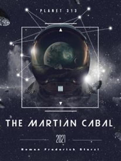 The Martian Cabal - cover