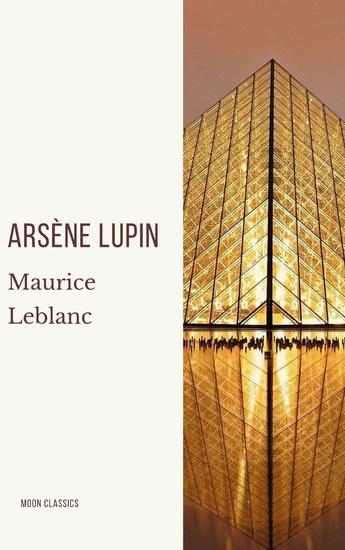 Arsène Lupin gentleman-burglar - cover