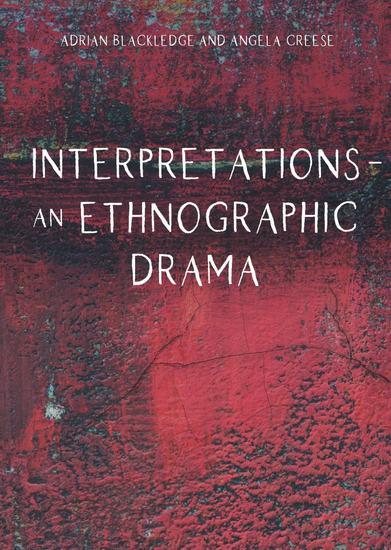 Interpretations An Ethnographic Drama - cover