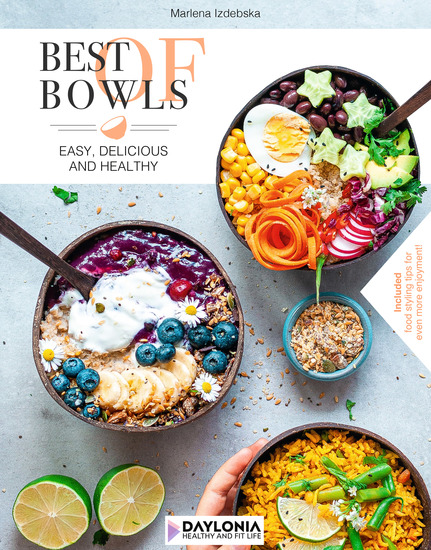 Best of Bowls - Easy Delicious and Healthy - cover