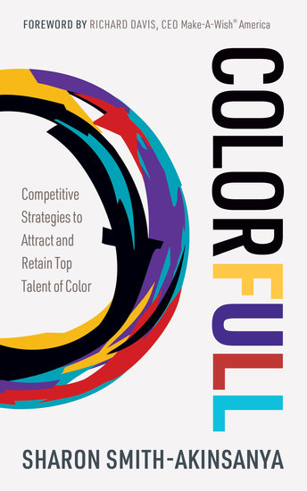 Colorfull - Competitive Strategies to Attract and Retain Top Talent of Color - cover