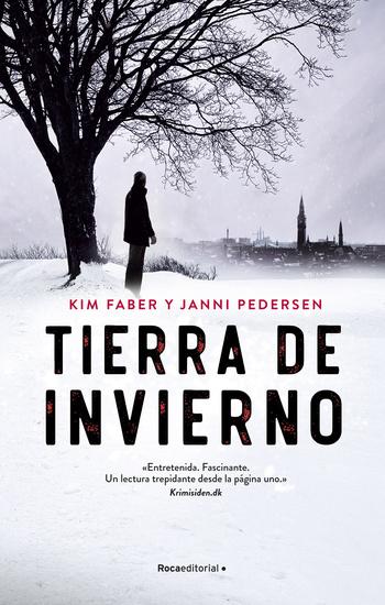 Tierra de invierno - cover