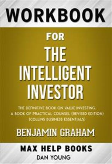 Workbook for The Intelligent Investor: The Definitive Book of Value Investing by Benjamin Graham - cover