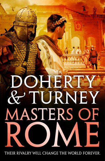 Masters of Rome - cover