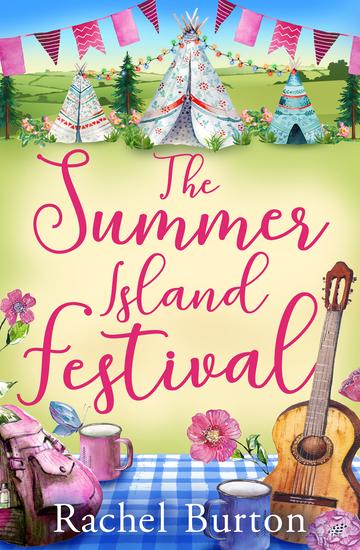 The Summer Island Festival - cover
