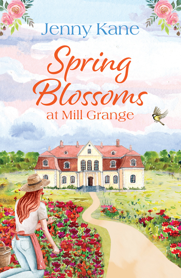Spring Blossoms at Mill Grange - cover