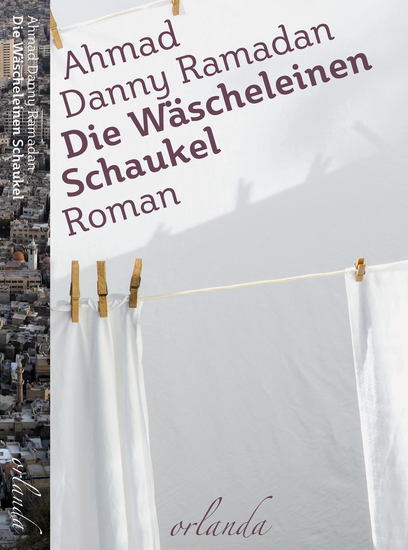Die Wäscheleinen-Schaukel - cover