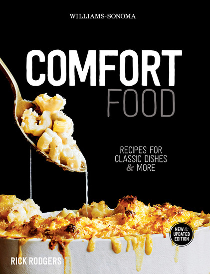 Williams-Sonoma Comfort Food - Recipes for Classic Dishes and More - cover