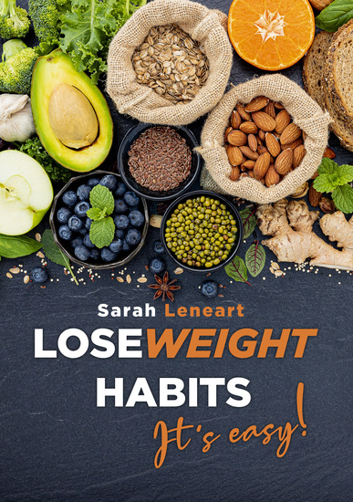 Lose Weight Habits it's Easy! - cover