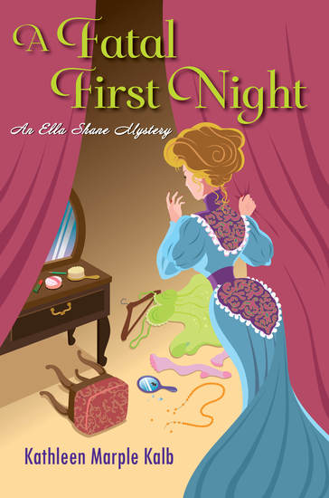 A Fatal First Night - cover