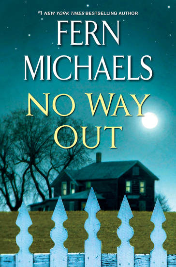 No Way Out - A Gripping Novel of Suspense - cover