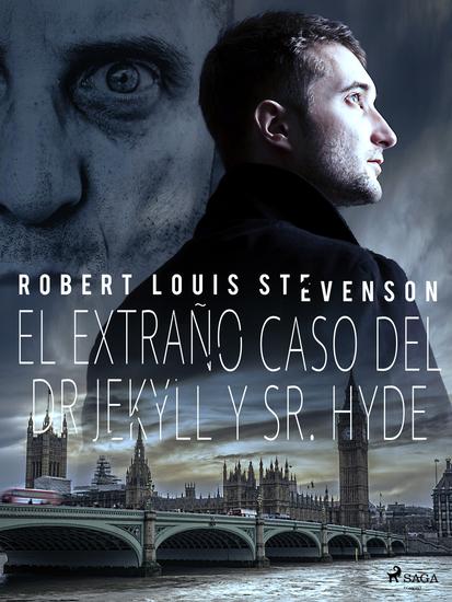 El extraño caso del Dr Jekyll y Sr Hyde - cover
