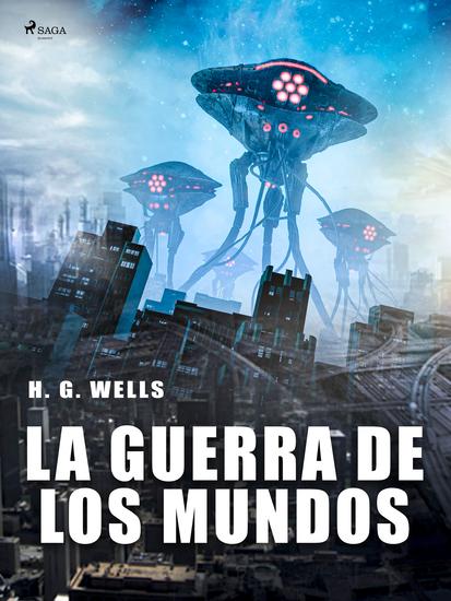 La guerra de los Mundos - cover