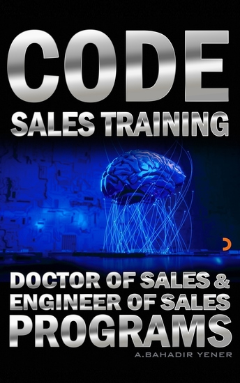 CODE Sales Training - Sales Book | Doctor of Sales and Engineer Of Sales Programs - cover