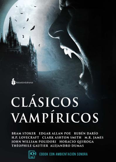 Clásicos Vampíricos - cover