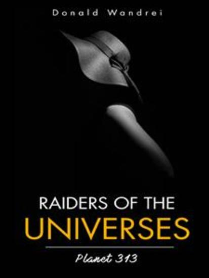Raiders of the Universes - cover