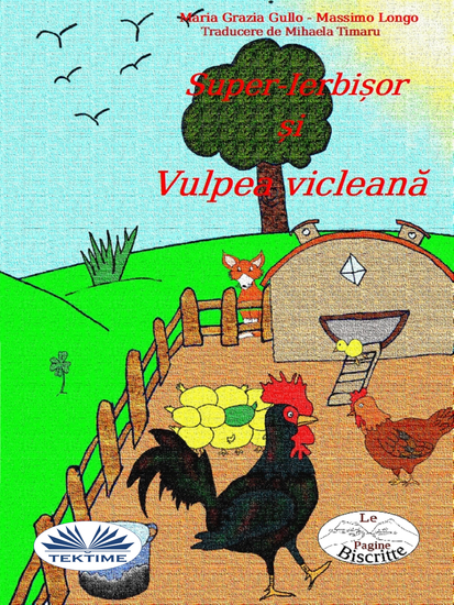 Super-Ierbișor Și Vulpea Vicleană - cover