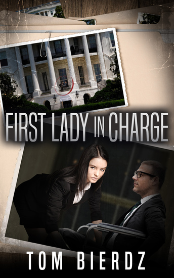 First Lady in Control - cover