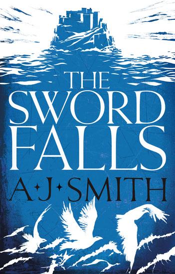 The Sword Falls - cover
