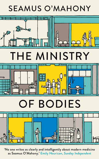 The Ministry of Bodies - cover