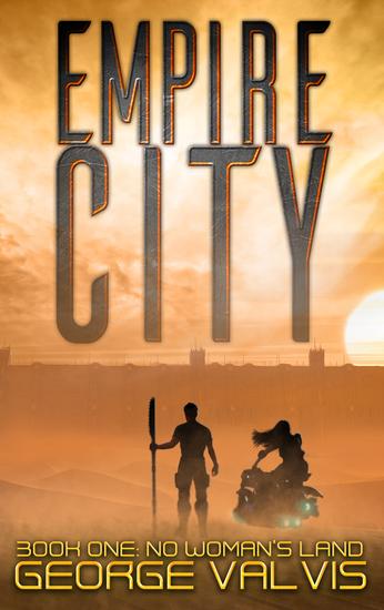 Empire City - No Woman's Land - cover