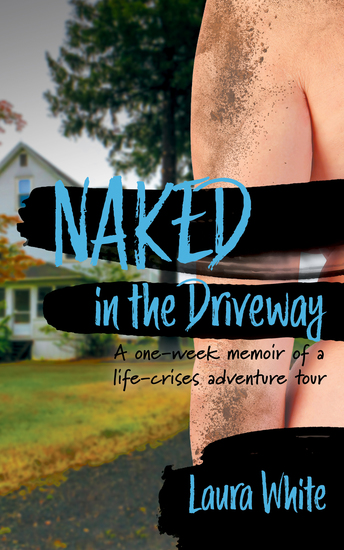 Naked in the Driveway - cover