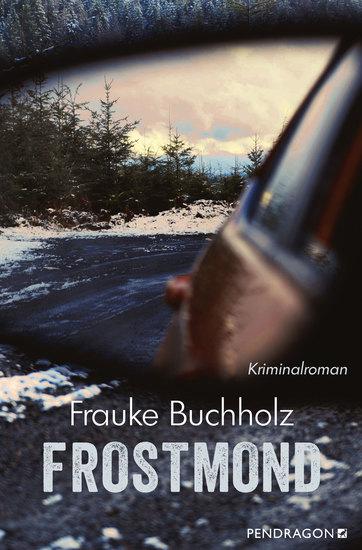 Frostmond - Kriminalroman - cover