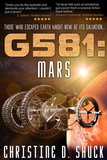 G581: Mars - cover