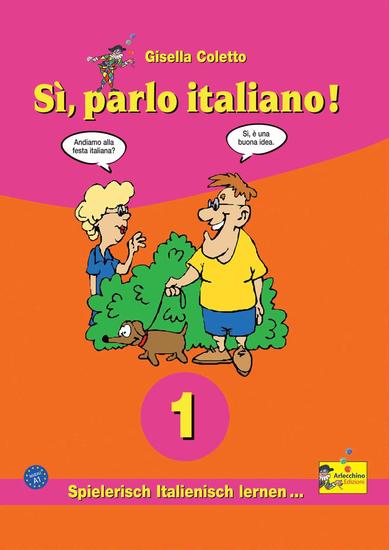 Sì parlo italiano! 1 - cover