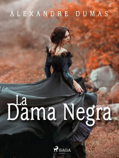 La dama negra - cover