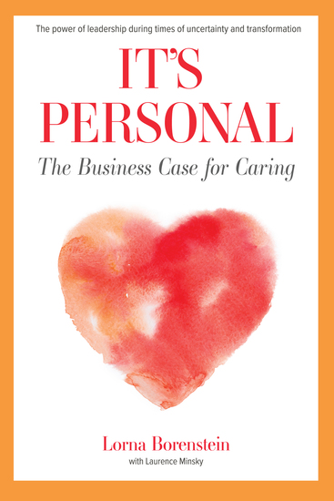 It's Personal - The Business Case for Caring - cover