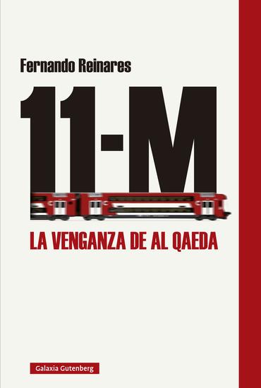 11-M - La venganza de Al Qaeda - cover