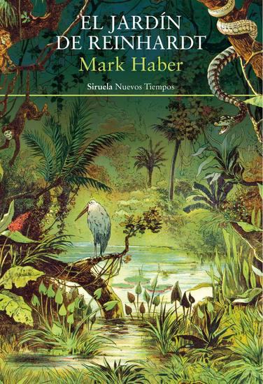 El jardín de Reinhardt - cover