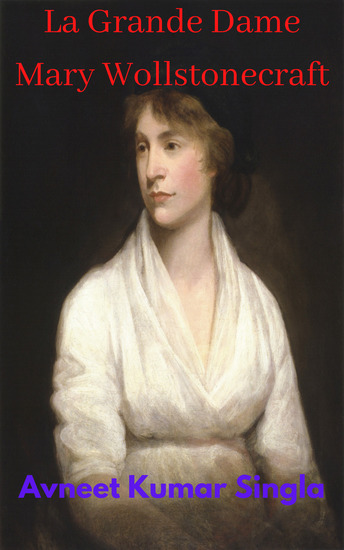 La Grande Dame Mary Wollstonecraft - cover