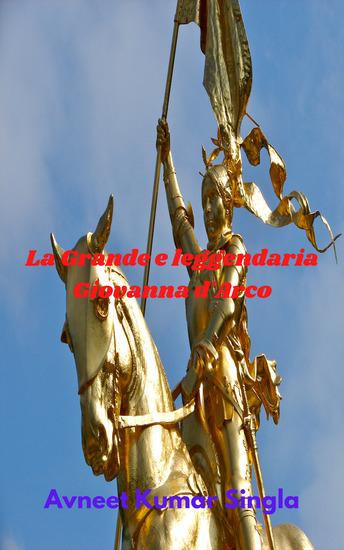 La Grande e leggendaria Giovanna d'Arco - cover