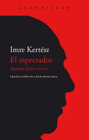 El espectador - Apuntes (1991-2001) - cover