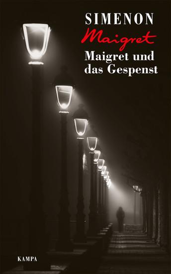Maigret und das Gespenst - cover