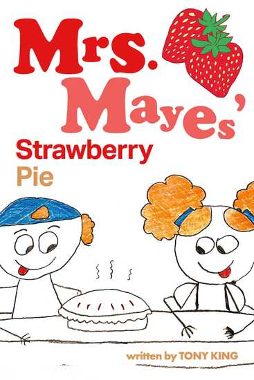 Mrs Mayes' Strawberry Pie - cover