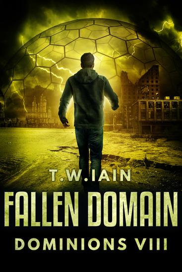 Fallen Domain - Dominions VIII - cover