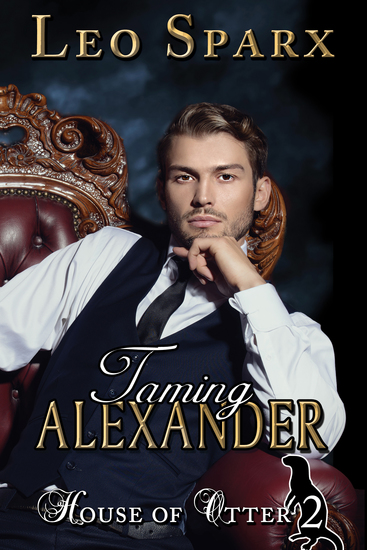 Taming Alexander - cover