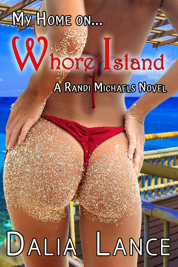 My Home on Whore Island - cover