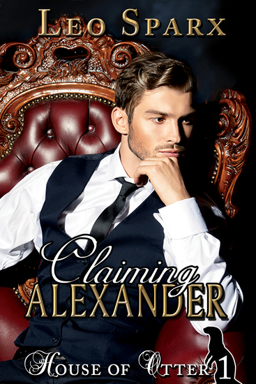Claiming Alexander - cover