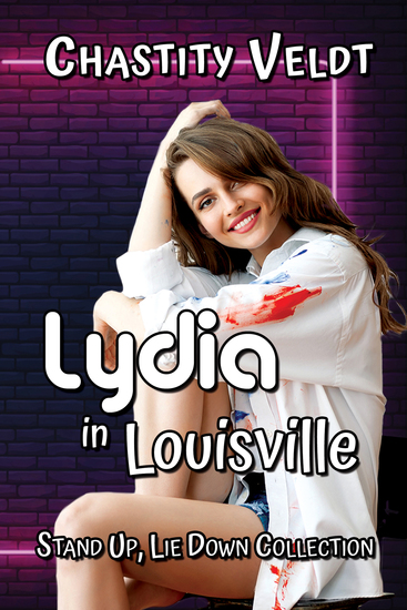 Lydia in Louisville - cover