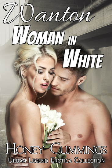 Wanton Woman in White - cover