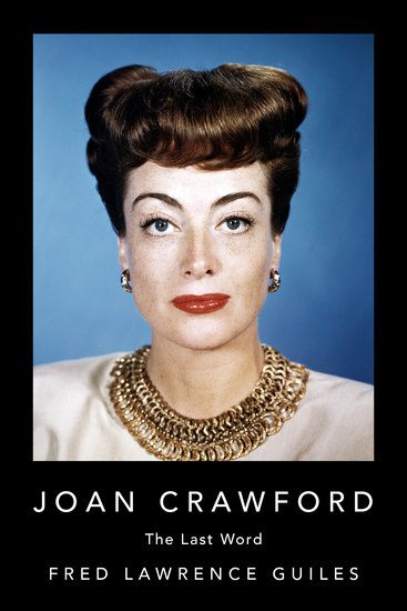 Joan Crawford - The Last Word - cover