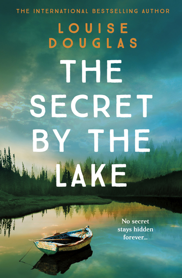The Secret by the Lake - cover