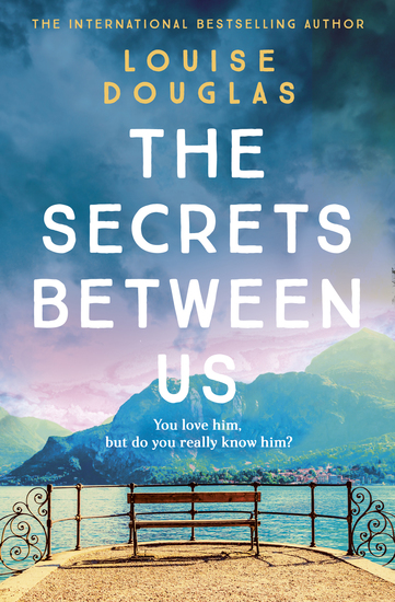The Secrets Between Us - cover