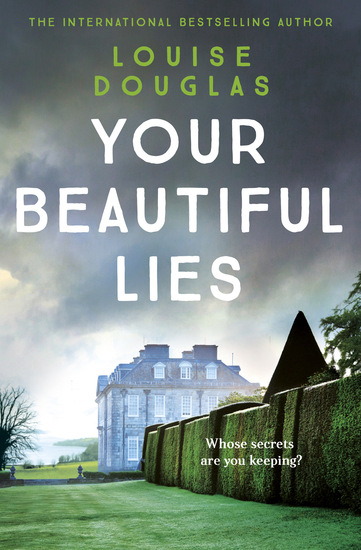 Your Beautiful Lies - cover